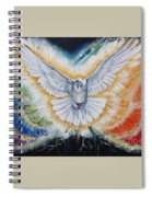 The Seven Spirits Series - The Spirit Of The Lord Spiral Notebook