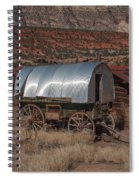 The Sheep Wagon Spiral Notebook