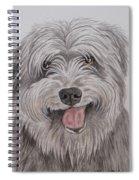 The Sheepdog Spiral Notebook