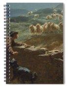 The Sheepstealer Spiral Notebook