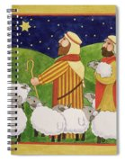 The Shepherds Spiral Notebook