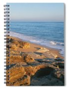 The Shore Spiral Notebook