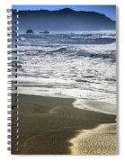 The Shore Spiral Notebook