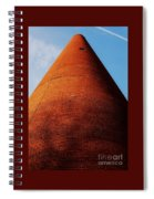 The Shot Tower, Baltimore #  4 Spiral Notebook