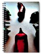 The Showdown Spiral Notebook