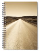 The Side Road 2 Spiral Notebook