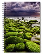 The Silence After The Storm Spiral Notebook