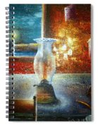 The Silence Of The Hills Spiral Notebook