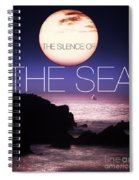 The Silence Of The Sea Spiral Notebook