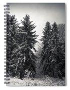 The Silent Season Spiral Notebook