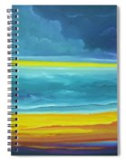 The Silent Sea Spiral Notebook