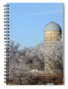 The Silo  Spiral Notebook