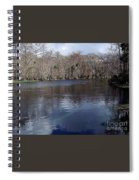 The Silver River Spiral Notebook