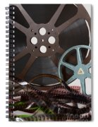 The Silver Screen Spiral Notebook