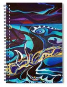 the singing of the Sirens Spiral Notebook