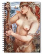The Siren Spiral Notebook