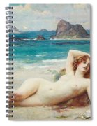 The Sirens Spiral Notebook
