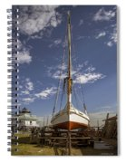 The Skipjack Rosie Parks Spiral Notebook