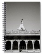 The Small Temple Spiral Notebook
