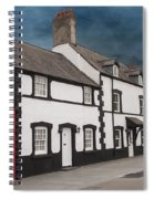 The Smallest House In Great Britain Spiral Notebook