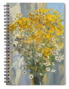 The Smell Of Summer Spiral Notebook