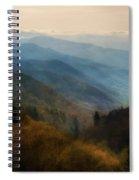 The Smokies Spiral Notebook