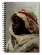 The Smoking Moor Spiral Notebook