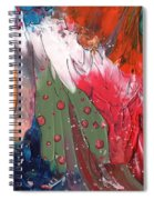 The Smoking Woman Spiral Notebook