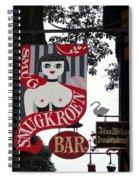 The Smugkroen Bar Spiral Notebook