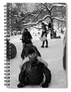 The Snowboarders Spiral Notebook