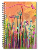The Sole Surviving Soul Spiral Notebook