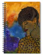 The Solitude Of My Experience Spiral Notebook