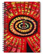 The Soul Of The Flower Spiral Notebook