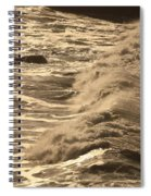 The Sound And The Fury Spiral Notebook