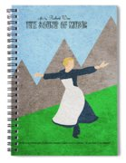 The Sound Of Music Spiral Notebook
