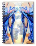The Sounds Of Angels Spiral Notebook