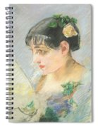 The Spanish Woman Spiral Notebook