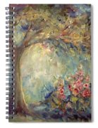 The Sparkle Of Light Spiral Notebook