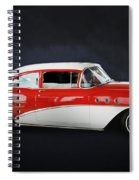 The Special 1957 Buick Spiral Notebook