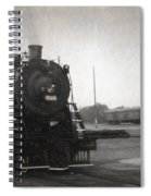 The Spencer Yard Spiral Notebook