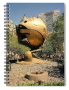 The Sphere Spiral Notebook