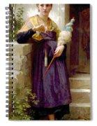 The Spinner Spiral Notebook