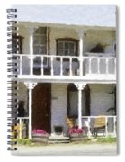 The Spirals Spiral Notebook