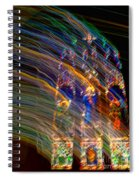 The Spirit Of The Saints Spiral Notebook