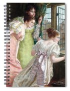 The Squire S Arrival Spiral Notebook