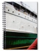 The S.s. Keewatin Spiral Notebook