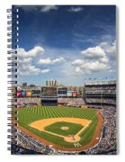 The Stadium Spiral Notebook