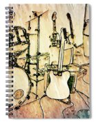 The Stage  Spiral Notebook