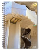 The Staircase Barcelona Spiral Notebook