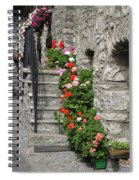 The Staircase Spiral Notebook